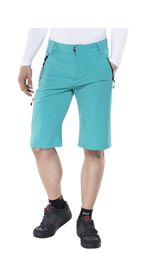 Race Face Trigger - Cuissard court Homme - turquoise